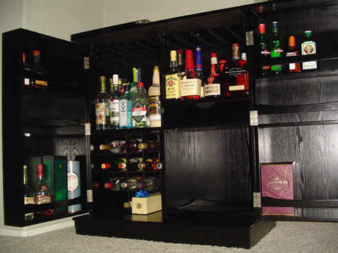 Image & Canu0027t I Just Date My Liquor Cabinet? | Musings of the Certifiable